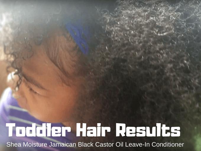 how long to leave castor oil in hair